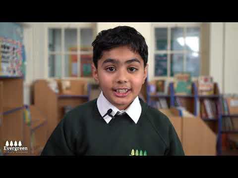 Evergreen Primary Academy Virtual Tour