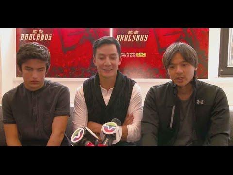 Daniel Wu Join AMC's New Martial Arts Drama