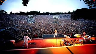 Queen Show Must Go On Live - Rare Freddie Mercury Performance (Exclusive) FAKE