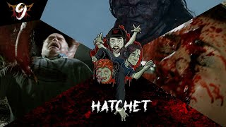 HATCHET | Horror Movie Commentary/Review (SPOILERS)