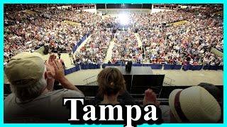 Donald Trump Rally in Tampa, Florida FULL [ Jeff Sessions / Rudy Giuliani ] Free HD Video