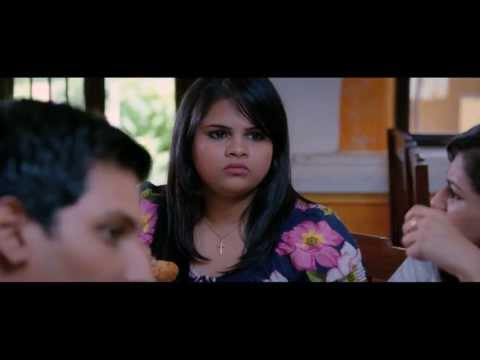 """""""See my face Im like a baby """" Nithya's Bday - Santhanam Comedy"""