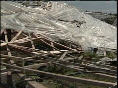 Tornado Strike Confirmed In Western Maine