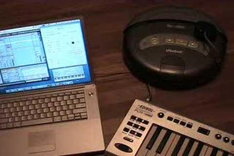 RoombaMidi: Roomba as MIDI instrument – todbot blog