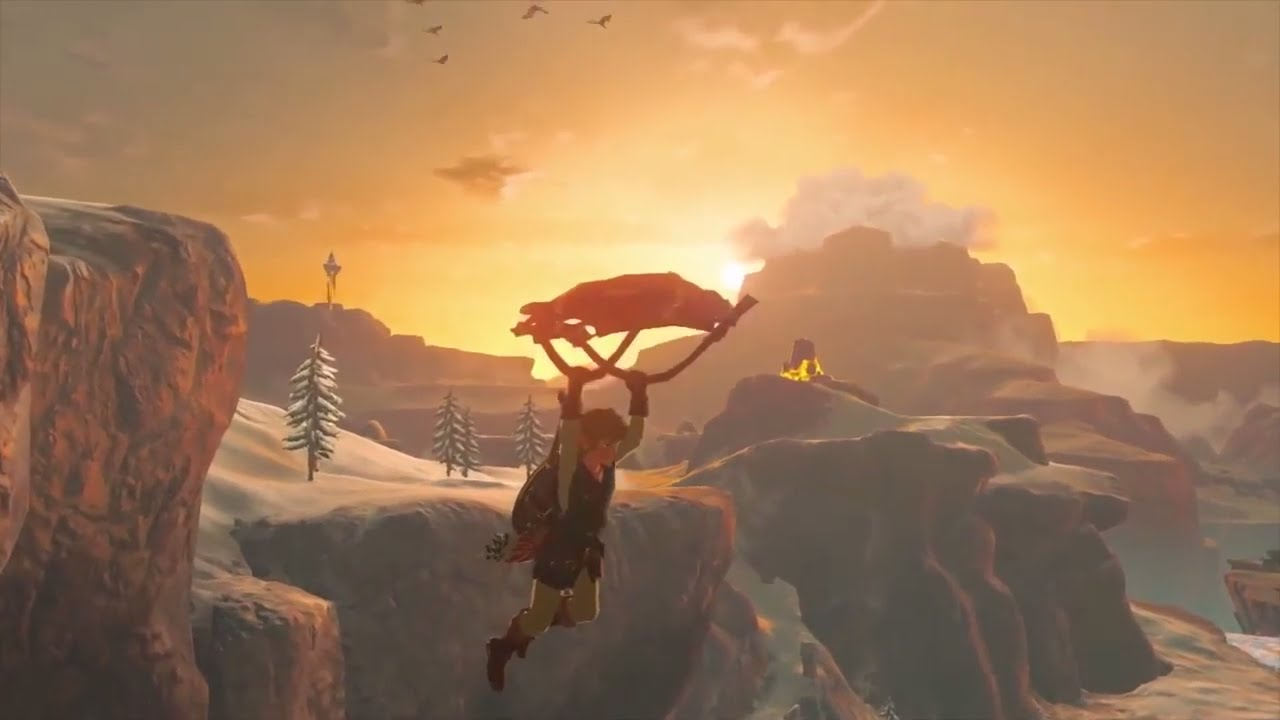 Image result for nintendo breath of the wild