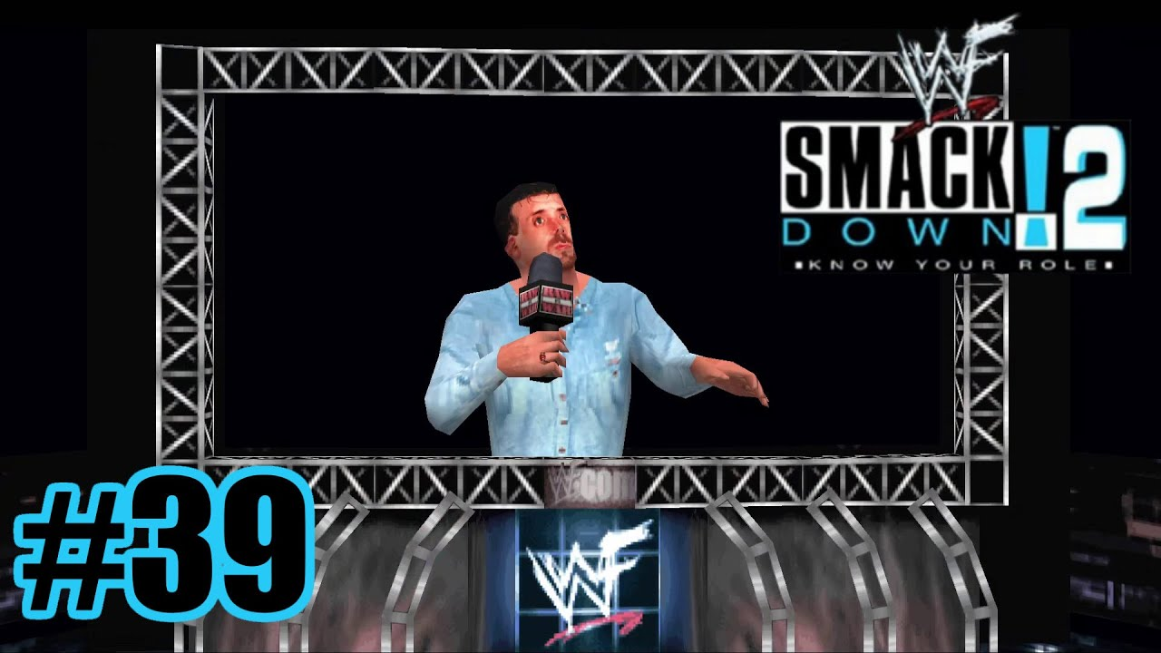 Live Stream: WWF Smackdown! 2: Season Mode Part 39
