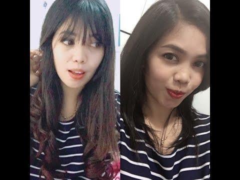 Self Hair-Cut Tutorial || Cara Paling Mudah Potong Rambut Sendiri - YouTube