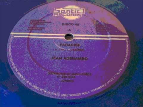 "Jean Adebambo - Paradise. 1980 (12"" Reggae/Lovers Rock classic)"