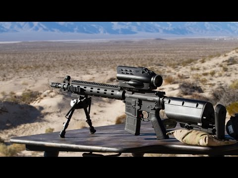TrackingPoint Precision Guided Firing System | CES 2015