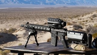Repeat youtube video TrackingPoint Precision Guided Firing System | CES 2015