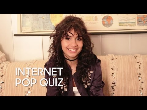 Internet Pop Quiz with Alessia Cara