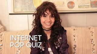 Internet Pop Quiz with Alessia Cara