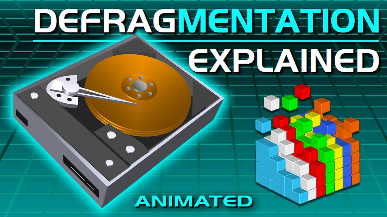 Defragmentation Explained