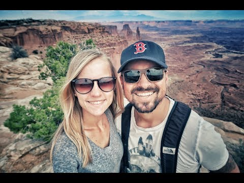 Island in the Sky at Canyonlands National Park ⛺🇺🇸 Hiking in Moab, Utah 🚐💨 Full Time RV Living