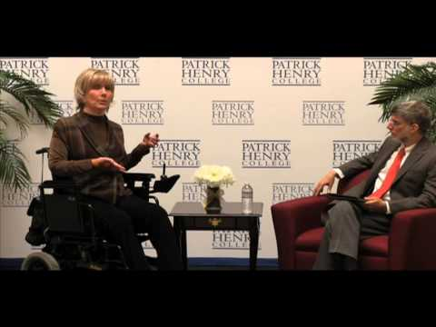 Patrick Henry College Newsmakers Interview | Joni Eareckson Tada