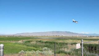 Frontier Airlines Service in Provo, Utah: First Flight Out