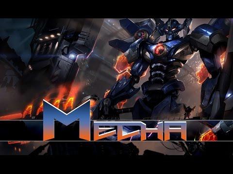 League of Legends: Mecha Aatrox (Skin Spotlight)
