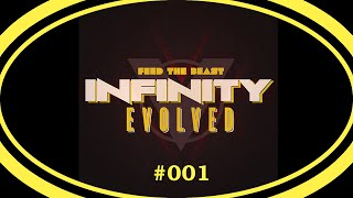 minecraft ftb infinity evolved 1 7 10 german 001 das nenne ich eine herausforderung