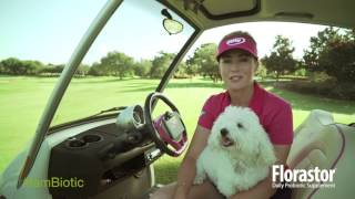 Paula Creamer a.k.a. The Pink Panther