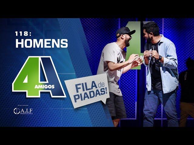 FILA DE PIADAS - HOMENS - #118