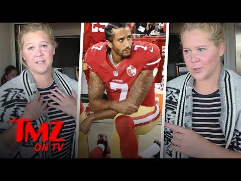 Amy Schumer Claims Her War On Super Bowl Halftime Show Is Working | TMZ TV