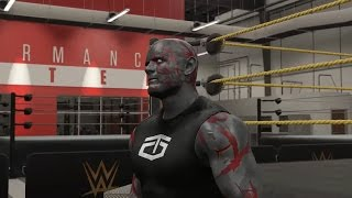 #IncredibleHolgster – WWE 2K17 Let's Play – My career #1