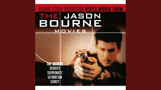"Bourne On Land (Music from ""The Bourne Identity"")"