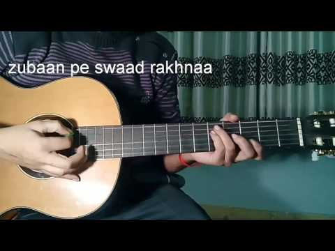 CHANNA MEREYA GUITAR TUTORIAL    ARIJIT SINGH    CHORDS    LEADS    RYTHM