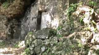 知花城 (鬼大城の墓)