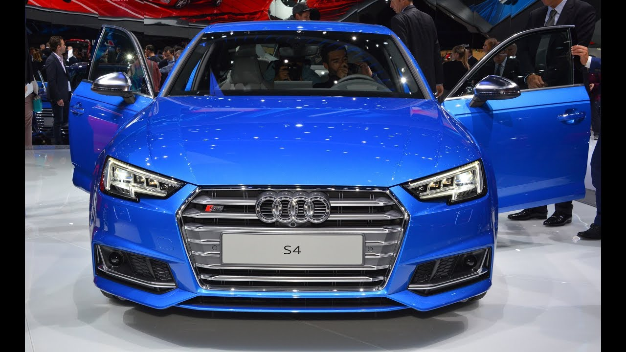 Release Date And Price 2017 Audi S4 For