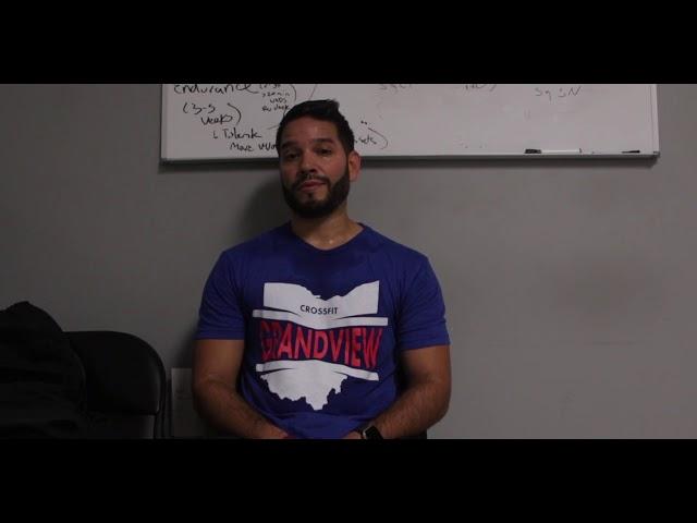Matthew Santiago Athlete of The Week