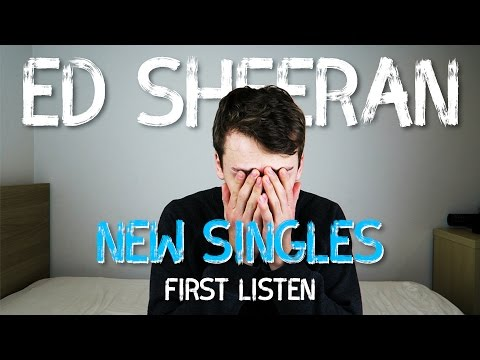 Ed Sheeran | Castle on the Hill and Shape of You (First Listen)