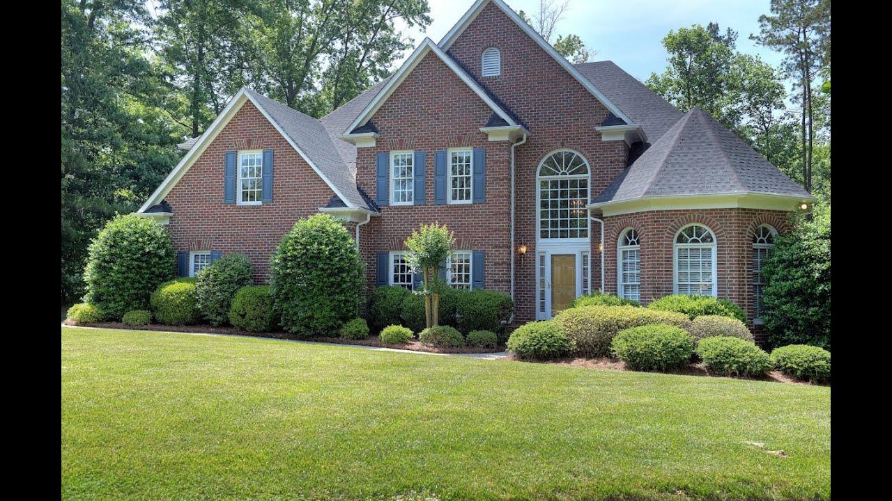 Full Brick Home For Sale  Hatton Charlotte, Nc  Youtube