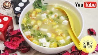 Mix vegetable soup recipe //Best Indian Healthy Vegetarian Soup // BY PRRETI SEHDEV