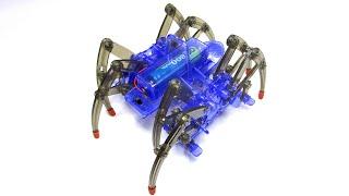 Робототехника для начинающих DIY конструктор.
