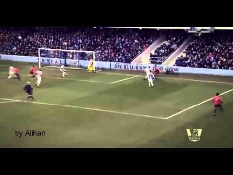 Rafael da silva goal vs QPR