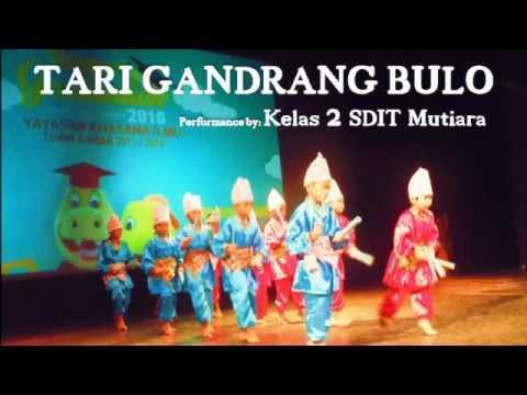 Tari Gandrang Bulo - SDIT Mutiara