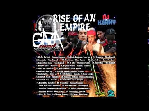 Gaza Next Generation | Rise of an Empire Mixtape by DJ Kenny @gtunezorange @WickedHypeVids @