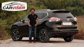 Nissan X-Trail 1.6 dCi X-Tronic Test Sürüşü - Review (English subtitled)