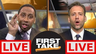 ESPN FIRST TAKE 24/June/2019 LIVE Stream HD | Stephen A. Smith & MAX Kellerman l GET UP LIVE Today
