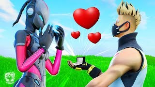 John Wick S Girlfriend Betrays Him Fortnite Short Film