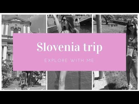 SLOVENIA TRIP with my colleagues! Portoroz, Piran, Ljubljana,Velenje