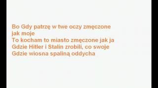T.Love Warszawa plus słowa