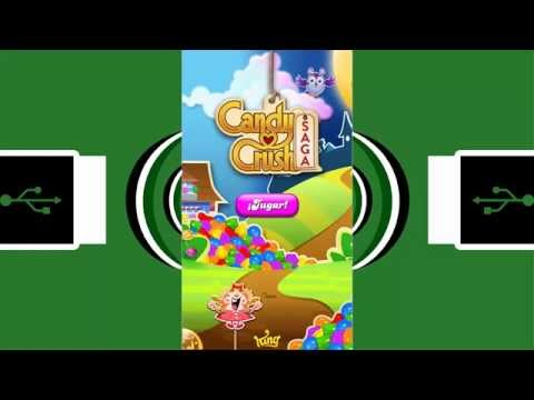 Conectar Facebook con Candy Crush Saga