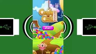 Conectar Facebook con Candy Crush Saga