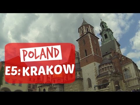 Visiting the Dragon in Krakow / Wakacje w Polsce: Krakow (#Travel | Episode # 5)