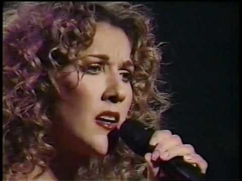 Celine Dion - S'il Suffisait D'aimer - Rare Live 1998
