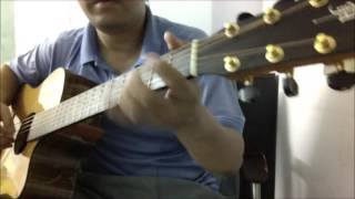 Love is blue [Guitar solo] [K'K]