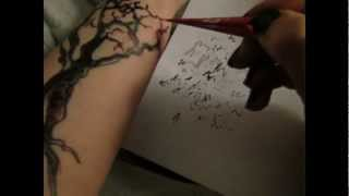 your individuell henna tattoo. Black Bedroom Furniture Sets. Home Design Ideas