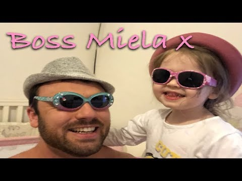 Boss Miela Welcome To The Channel